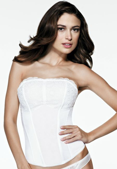 9259c2f434d190 Delicate Romance CRS biały | Gorsety | Triumph sklep online Telimena ...