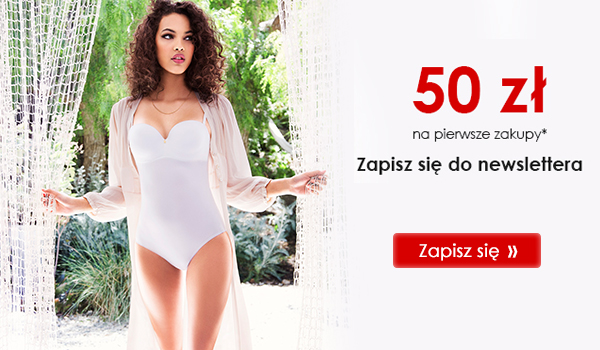 50zł za zapis do newslettera