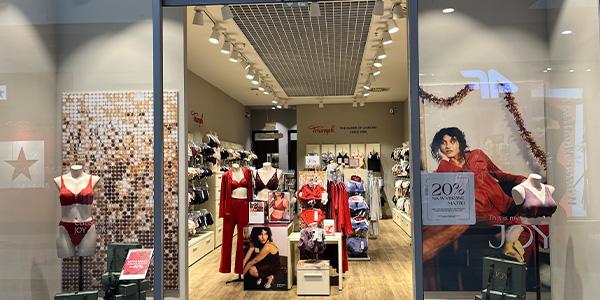 Salon z bielizną Triumph Galeria Ferio